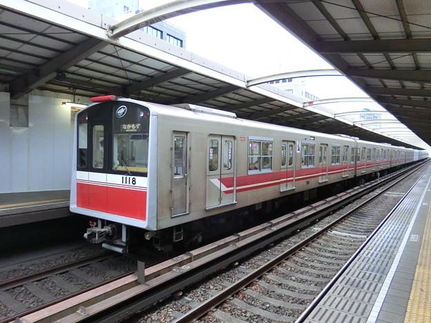 大阪市交通局:10系(1118F)-01