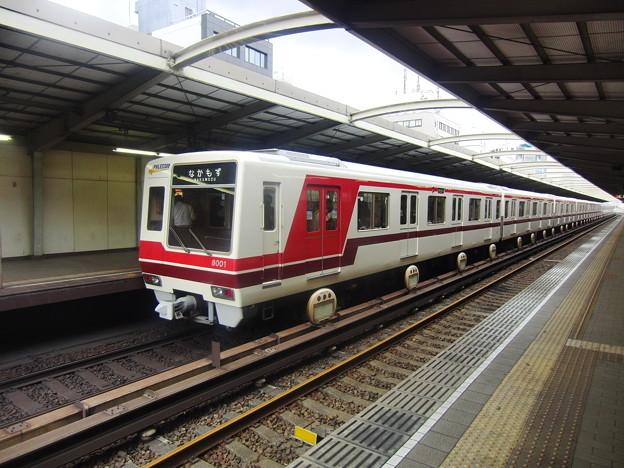 北大阪急行:8000系(8001F)-01