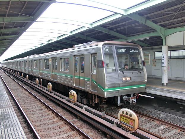 大阪市交通局:24系(24603F)-01