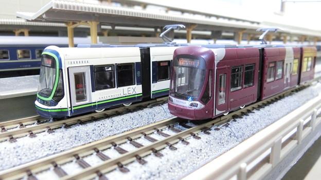 模型:PICCOLOとLEX-01