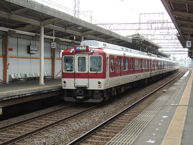 近鉄:8600系(8609F)・9020系(9027F)-01