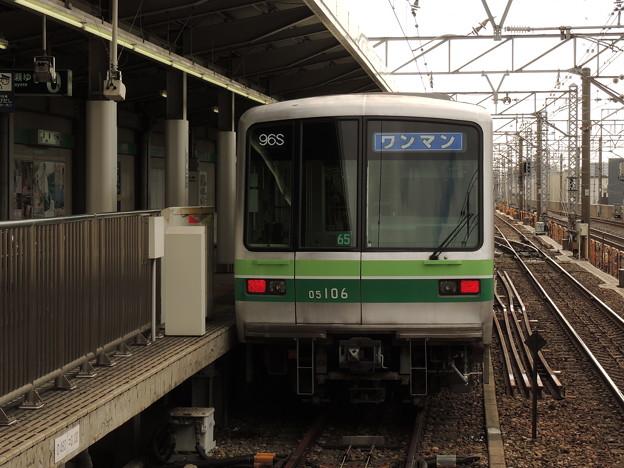 東京メトロ:05系-02