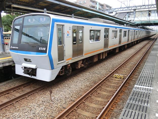 相鉄:8000系-03