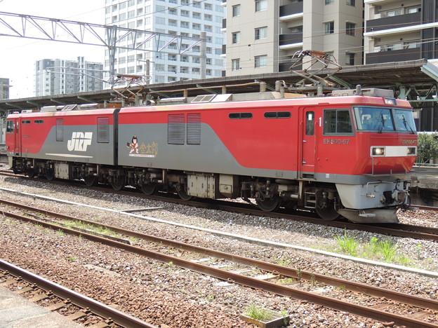 JR貨物:EH500形-01