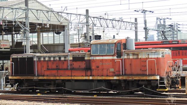 JR貨物:DE10形1000番台-01