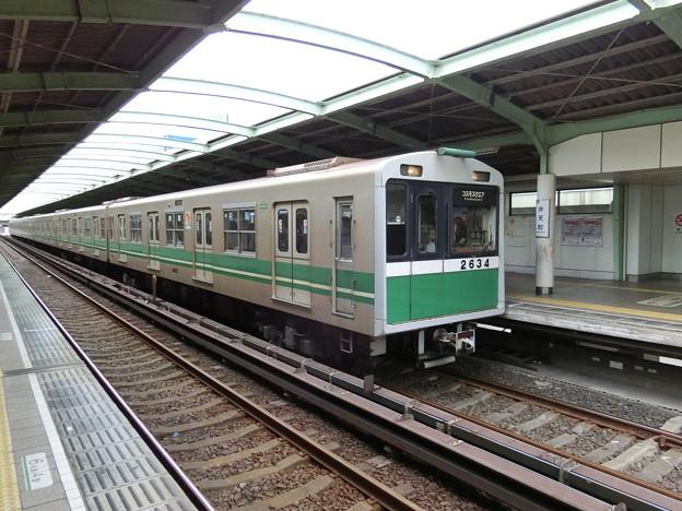 大阪市交通局:20系(2634F)-04