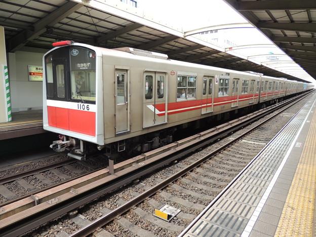 大阪市交通局:10系(1106F)-03