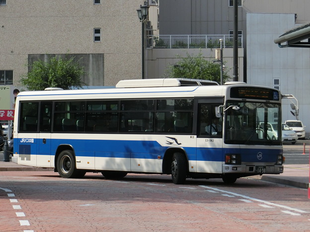 中国JRバス-02