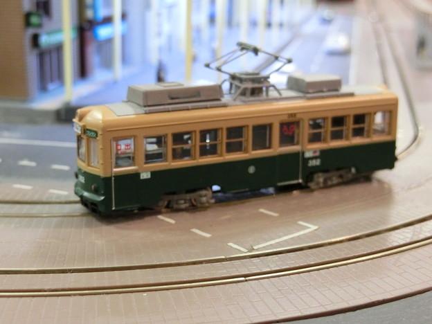 模型:広電350形(352)-05