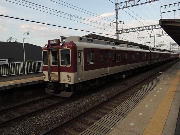 近鉄:8400系(8412F・8413F)-01