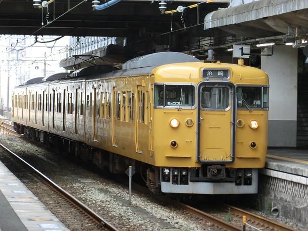 JR西日本:113系(B7)-01