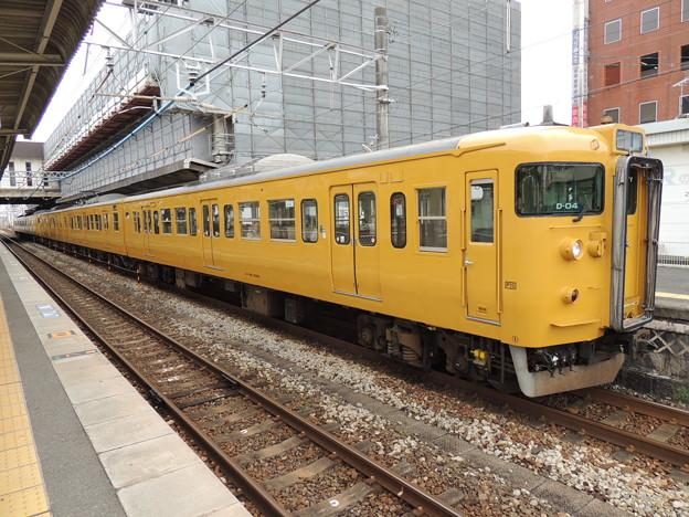 JR西日本:115系(D4)-01
