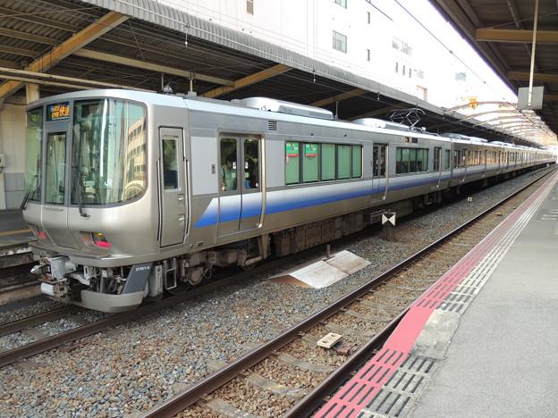 JR西日本:223系(HE430・HE427)-01