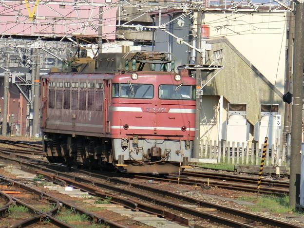 JR貨物:EF81形400番台-01