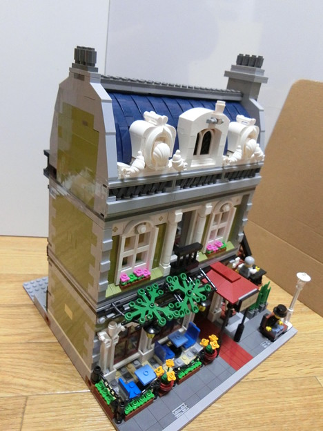 レゴ:パリジャンレストランー02