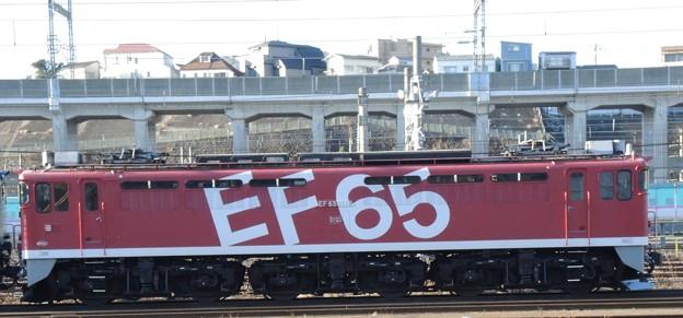 JR東日本:EF65形1000番台-01