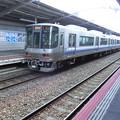 Photos: JR西日本:223系(HE421)・225系(HF412)-01