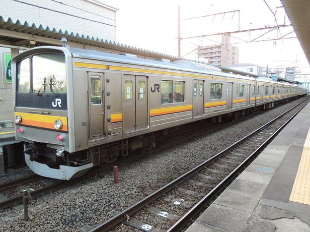 JR東日本:205系(40)-01