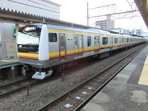 JR東日本:E233系8000番台(N1)-01