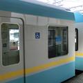 京阪800系の優先座席ステッカー位置-07