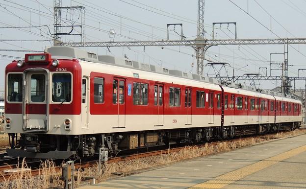 近鉄:2800系(2804F)-01