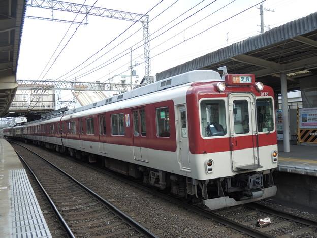 近鉄:8600系(8613F)・1233系(1246F)-01