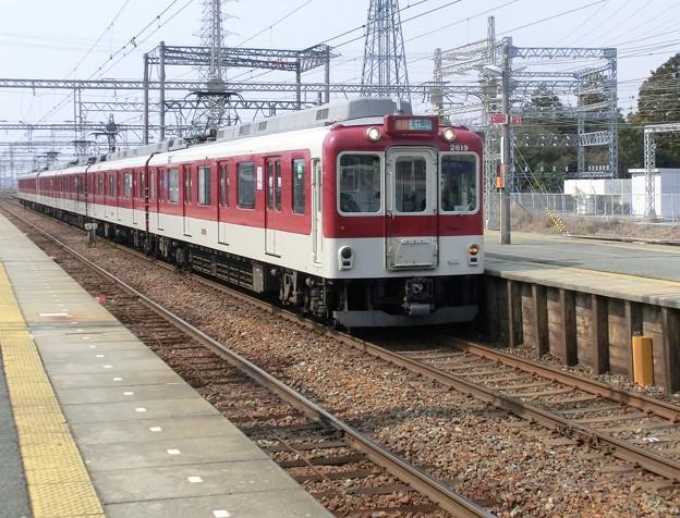 近鉄:2610系(2619F)・1422系(1425F)-02