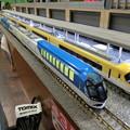 模型:近鉄50000系と23000系-03