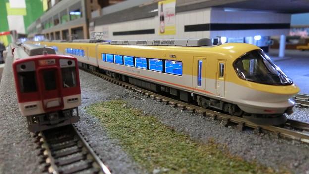 模型:近鉄23000系と9200系-01