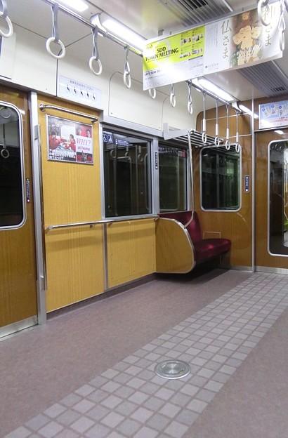阪急:1300系(車内)-02