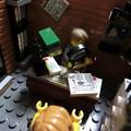 レゴ:探偵事務所ー09