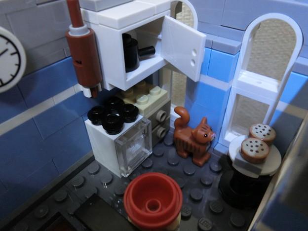 レゴ:探偵事務所ー11