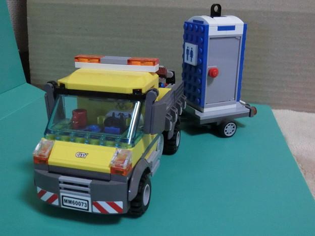 Photos: レゴ:工事車両-01