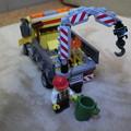 Photos: レゴ:工事車両-02