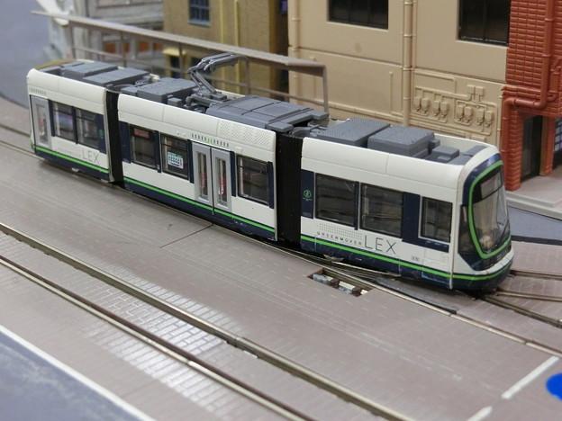 模型:GREEN MOVER LEX-11