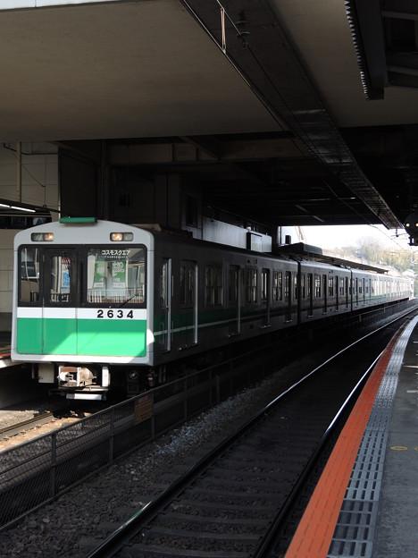 大阪市交通局:20系(2634F)-06