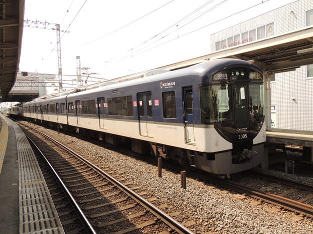京阪:3000系(3005F)-02
