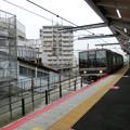 Photos: 鴫野駅新ホームを207系が通過。