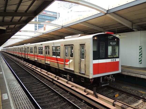 Photos: 大阪市交通局:10系(1106F)-04