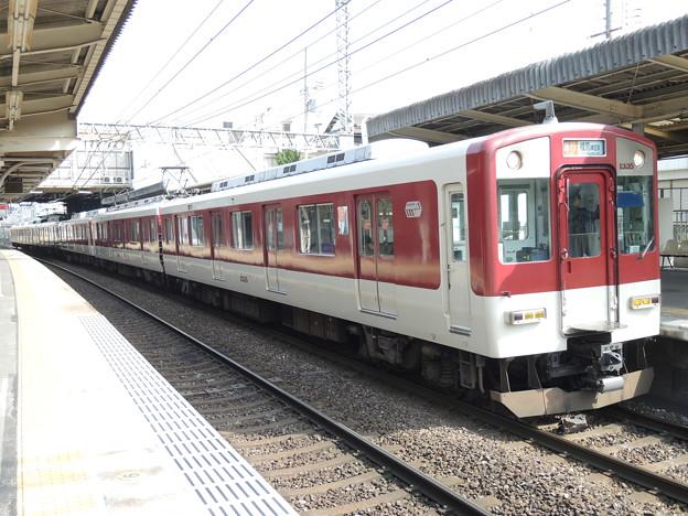 近鉄:1233系(1235F)・8400系(8358F)-01