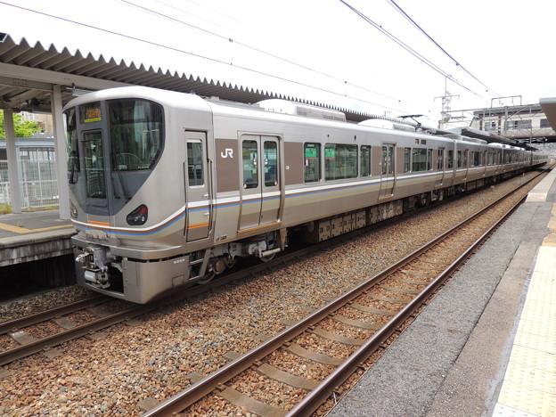 JR西日本:225系(MY01)・223系(MA13)-01