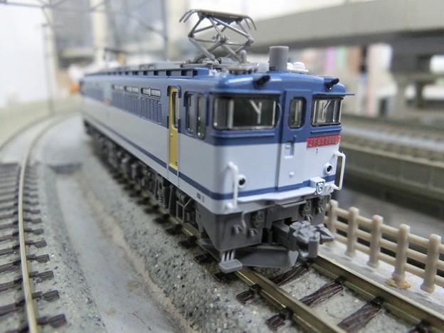 模型:JR貨物EF65形2096-01