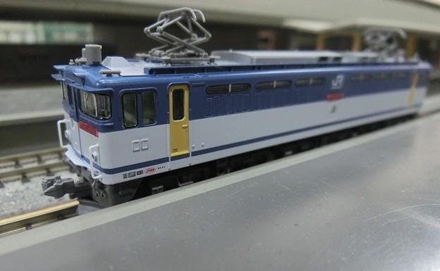 模型:JR貨物EF65形2096-02