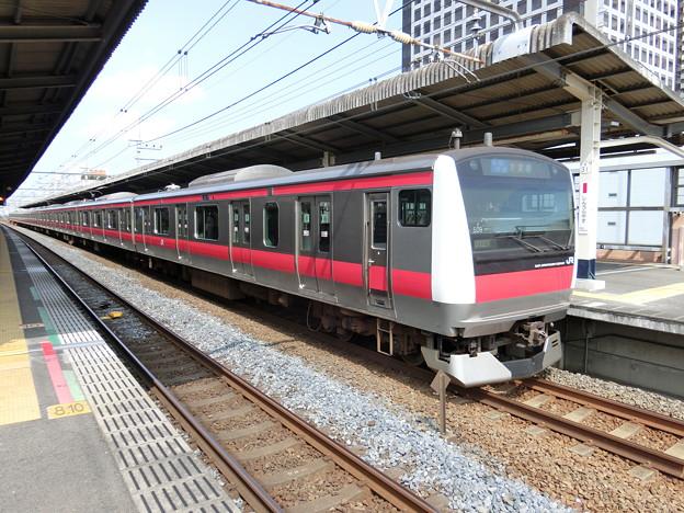 JR東日本:E233系5000番台(509)-01