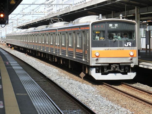 JR東日本:205系(M11)-01