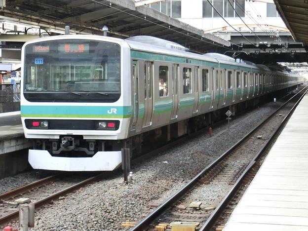 JR東日本:E231系0番台(111)-01