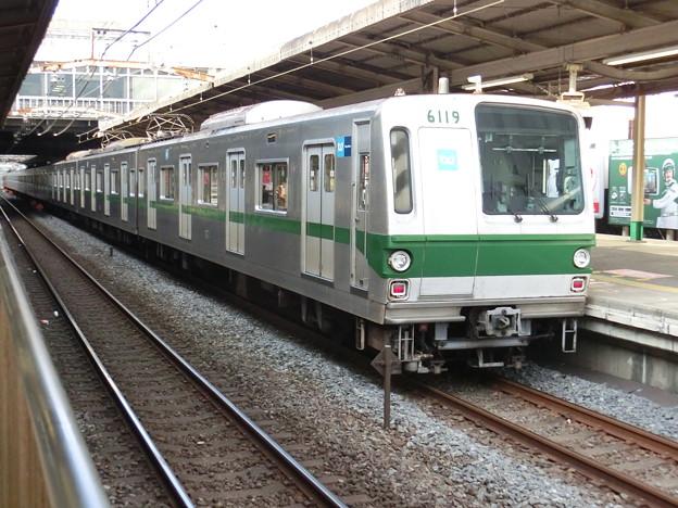 東京メトロ:6000系-10