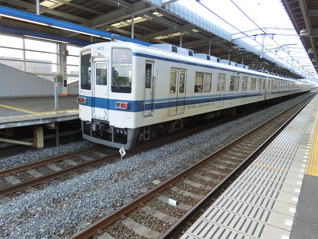 東武:8000系-02