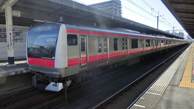 JR東日本:E233系5000番台(513)-01