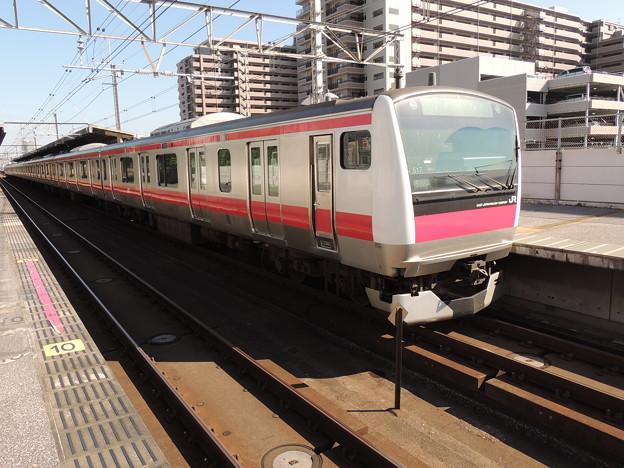 JR東日本:E233系5000番台(517)-01